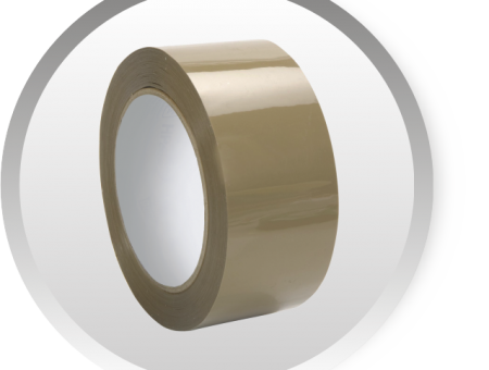 BOPP PACKING TAPE BROWN