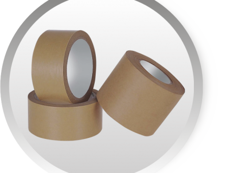 KRAFT PAPER TAPE BROWN